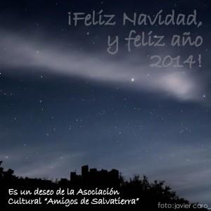 Felicitación 2013 Asociación
