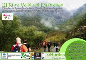 III Ruta Valle del Esperabán.